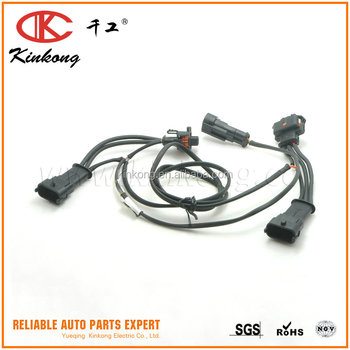 customize auto wire harness