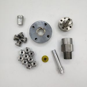 Small quantity CNC machining medical equipments stainless steel non standard machined parts