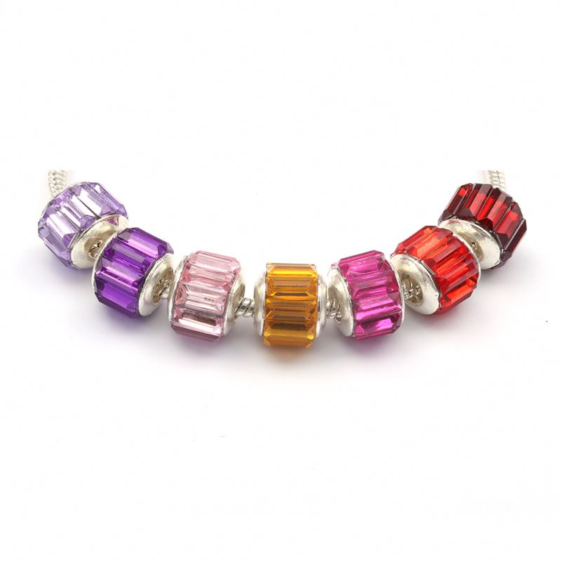 Manufacturer sale jewelry accessories charming european bracelet diy beads