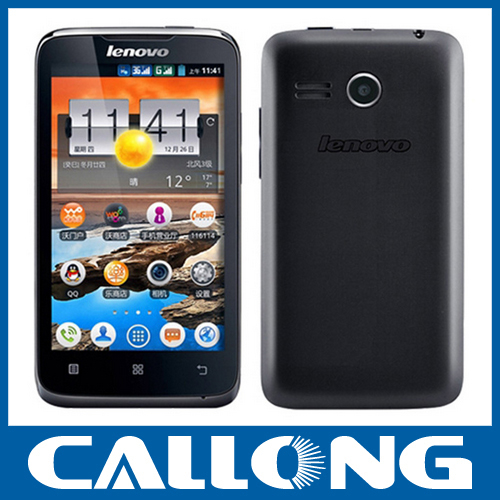 Callong cheap smart handset 4 inch Lenovo A316 cellphone Android Mobile Phones Dual Core GPS