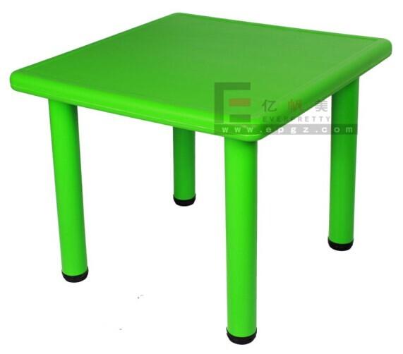 Pl stico ni os mesas de estudio color preescolar - Mesas para ninos de plastico ...