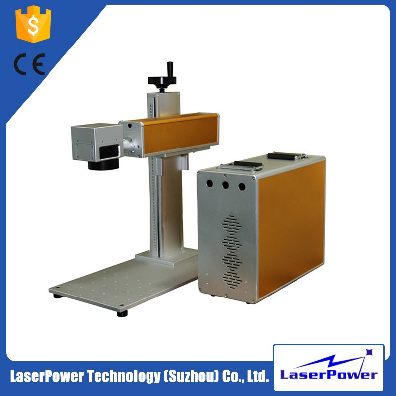EZCAD Marking Software 20w PCB Laser Engraving Machine With Cost Effective
