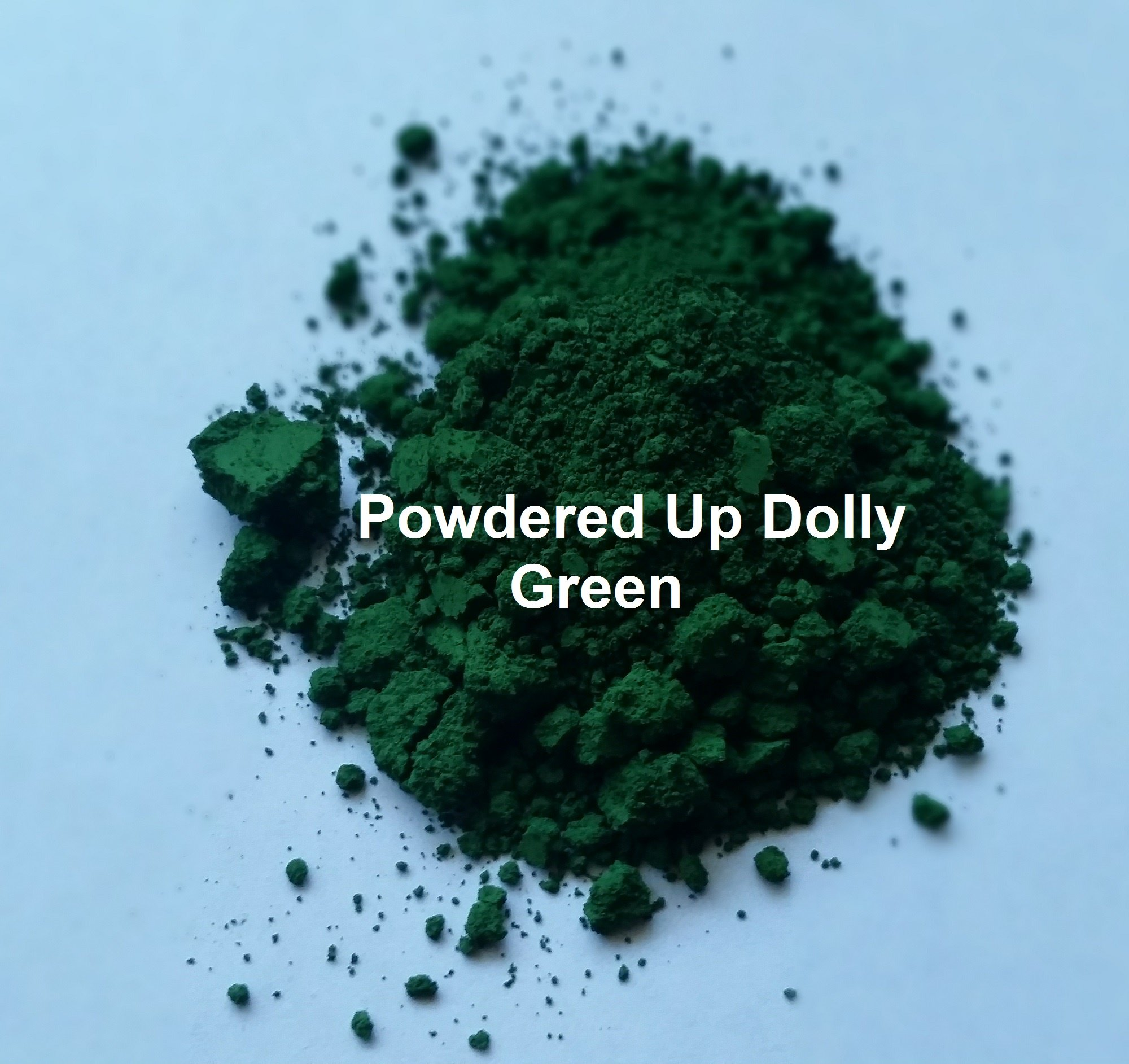 1 oz / 29g GREEN Matte CHROMIUM HYDROXIDE OXIDE Powder Pigment for Mineral Cosmetic Makeup & Soap Making Colorants 1 Oz / 29g