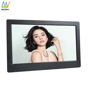 10 inch android digital advertising lcd screens display player wifi, wall mounted network ads monitoring for sale hotel lobby