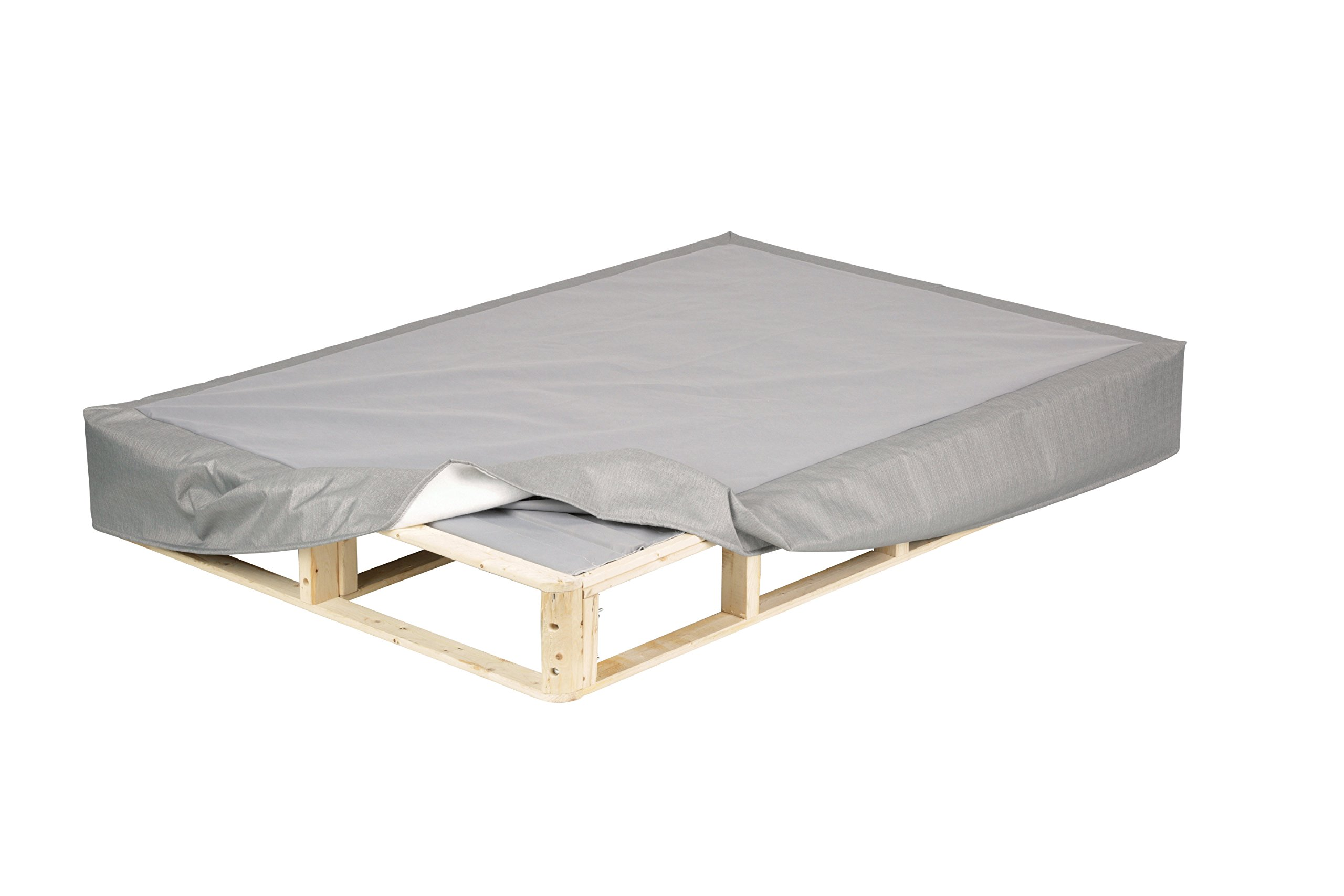 Get Quotations Take Ten 9 Inch Foundation Mattress Box Spring No Tool