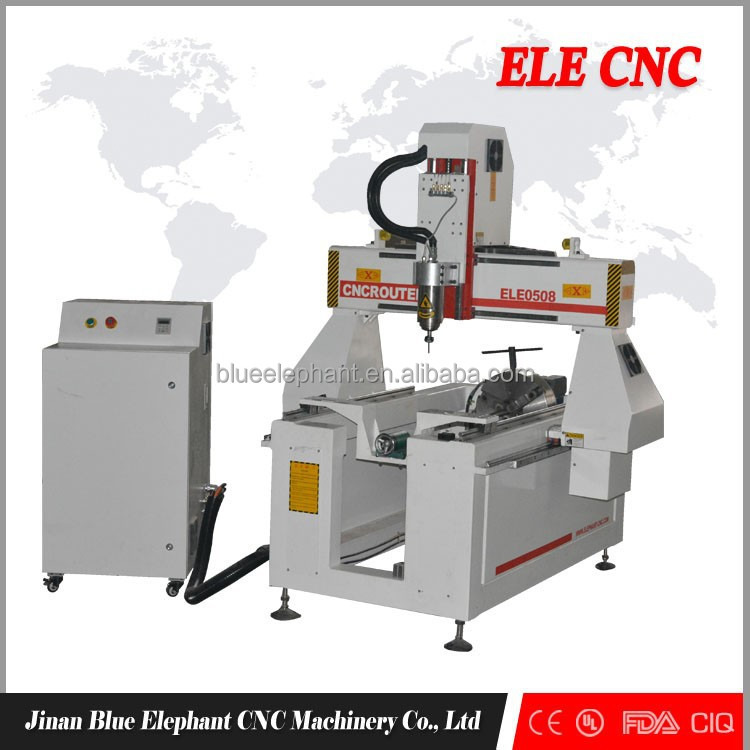 Hot sale cnc milling router, cnc router small with rotary