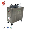 No boiler CE certified mobile LPG fired 20bar mobile vapor steam vacuum drying machine