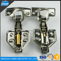 New Style Furniture Hydraulic Cabinet Hinge High Quality Heavy Duty Stainless Steel Door Hinge