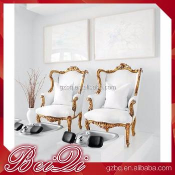 modern pedicure chair of nail salon furniture luxury throne spa