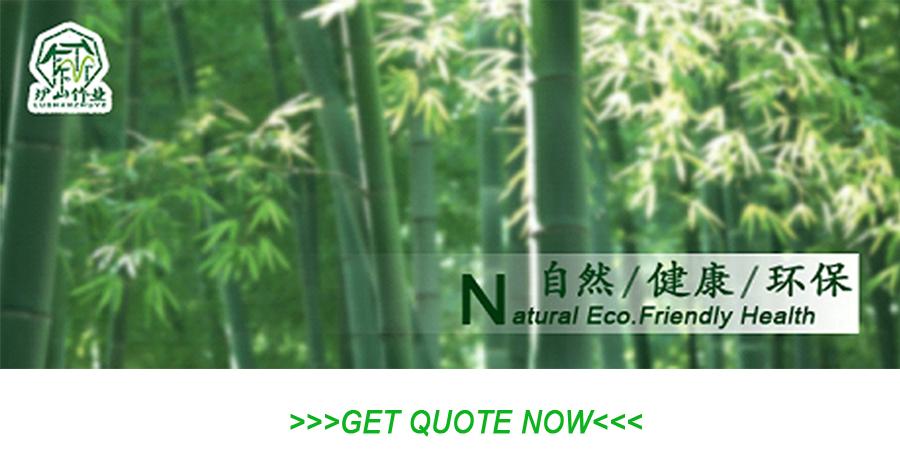 Chinese Fruit Picks Vlees BBQ spies bamboe sticks china ronde bamboestokken