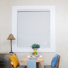 office window curtains and blinds basswood ladder string wooden slats venetian blinds