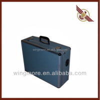 Aluminum barber tools case WM-358