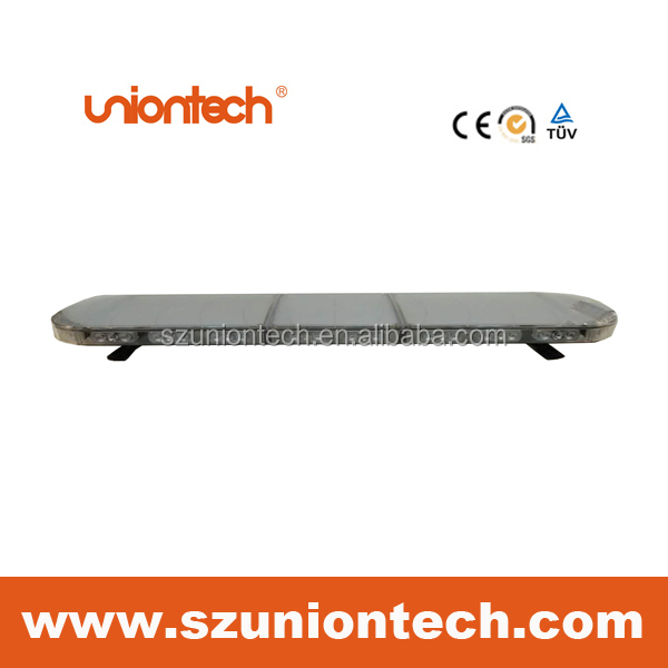 Uniontech TBD-5H905 38Inch Latest Led Mini Lightbar Color Changing Light bar Car Led Light bar