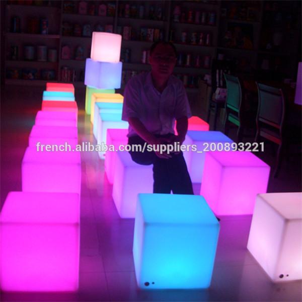 Chaise De Occasion Professionnel Cube Mobilier Lampe Bar 29IEDHW