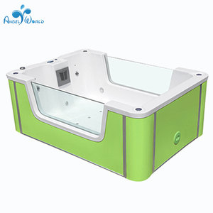 China Factory bubble function massage swimming pool price for kids
