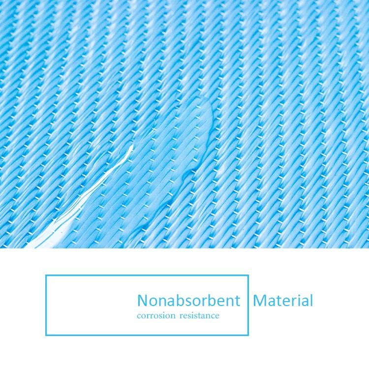 Pas Cher 7 X7 Ronde Ecologique En Plein Air Tapis Tisse De Pailles Faire De Prime Recycle En Plastique Indien Mandala Natte De Plage Buy En