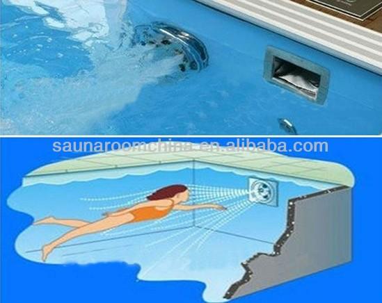 Swim Training Equipment Swimming Pool Water Jet - Buy Swimming Pool Water  Jet,Jet For Swimming Training,Counter Current Swim Jet Product on ...