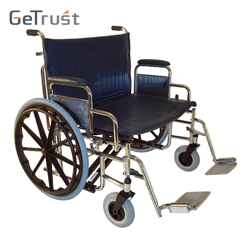 30 inch Super Heavy Duty Tuff Extra Wide Wheelchairs for Sale