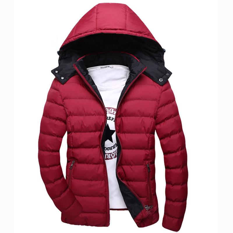 Nylon Winter Jackets 55