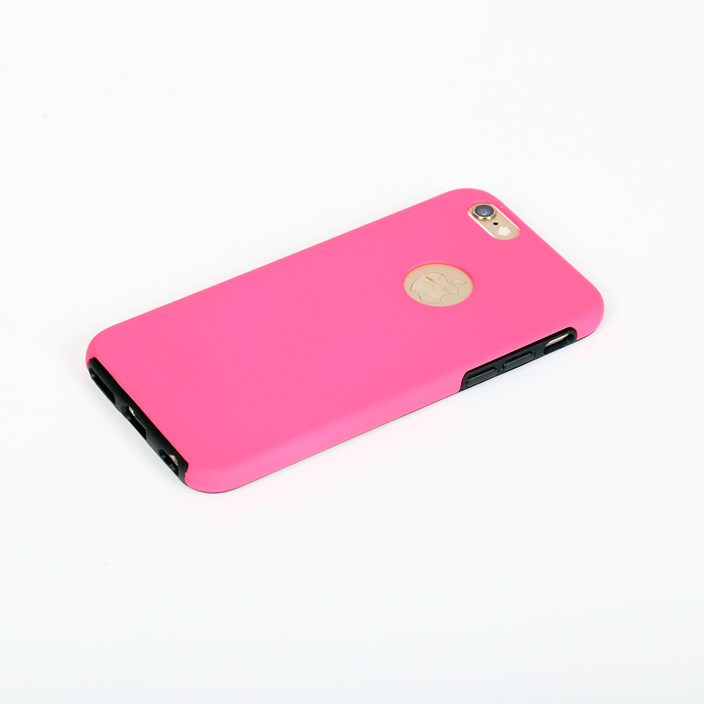 High Quality shock resistant Anti-dirt ultrathin 3in1 full cover PC cases for LG X SCREEN