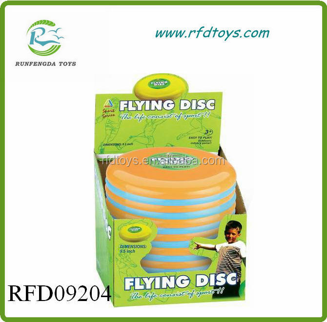 Good quality cheap plastic frisbee mini 9 inch flying disc