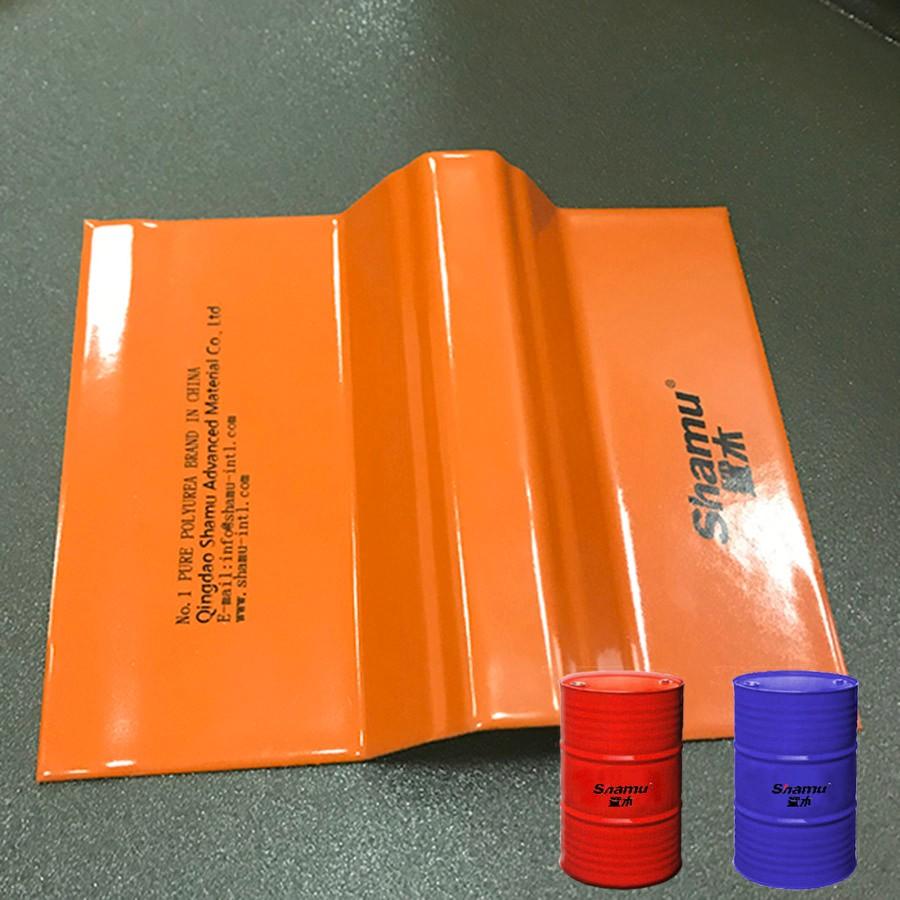 Helmet Fiber Bulletproof Flashboard Protective Polyurea Coatings