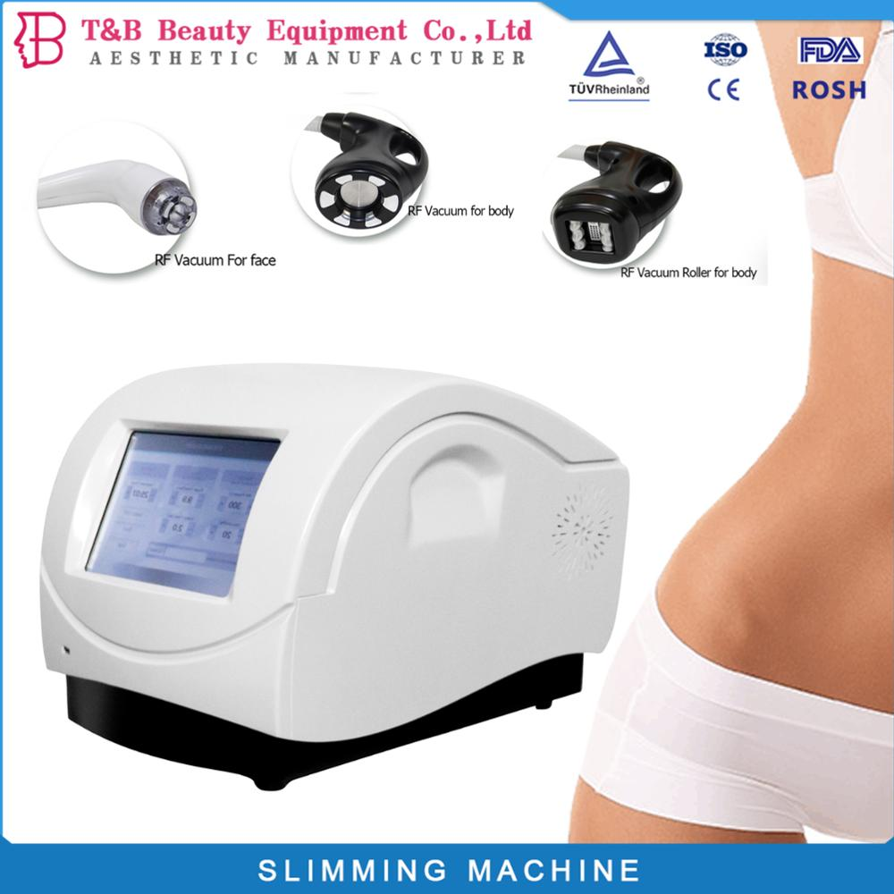 Top Beauty ultrasonic slimming machine rf cavitation vacuum device