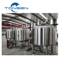 China strong factory beer brewing equipment 1 bbl 1.5 bbl electric brewing system
