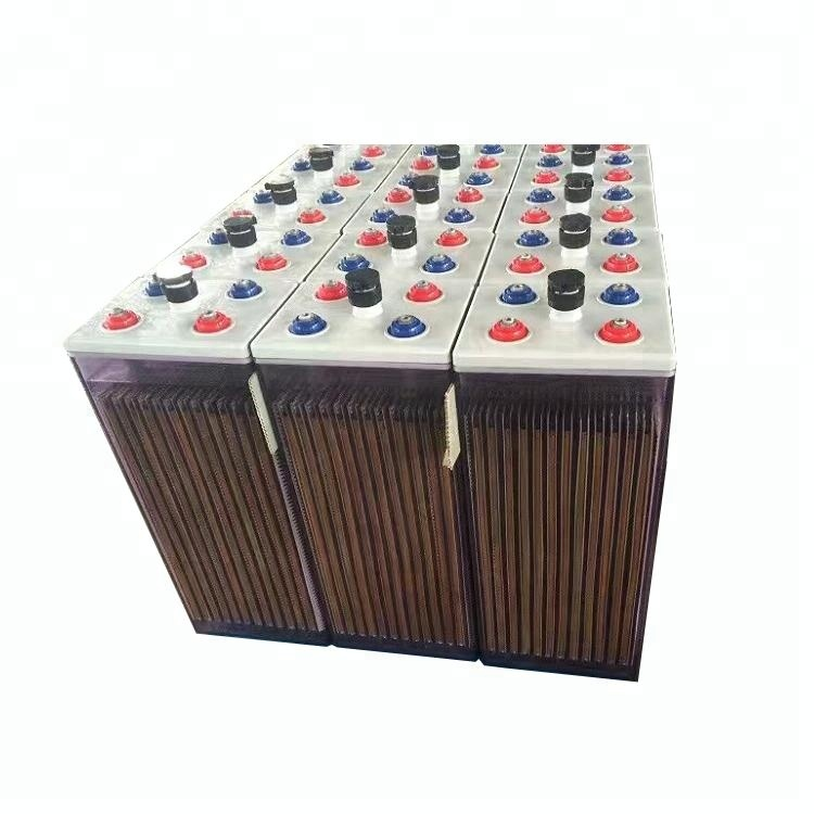 lead acid battery 1000Ah Flooded Lead Acid Battery 2V 1000AH OPZS battery