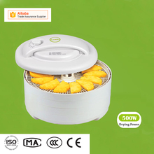 Home Use High Quality ABS Plastic Electric Fruit Dryer