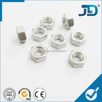 International standared hot sale 304 Hex Nuts