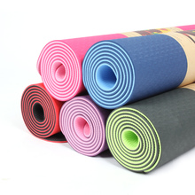 <span class=keywords><strong>Yoga</strong></span> attrezzature per Il Fitness <span class=keywords><strong>eco</strong></span>-friendly <span class=keywords><strong>stuoia</strong></span> <span class=keywords><strong>di</strong></span> esercitazione