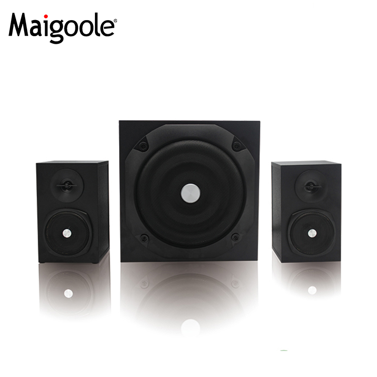 Factory quality 24 inch 2.1 karaoke speaker for laptop and computer