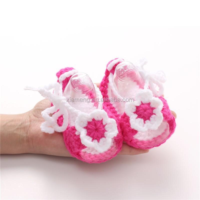 Venta al por mayor zapatos con patrones a crochet-Compre online los ...