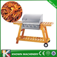 stainless steel shawarma grill/grill bbq/gas grill