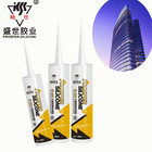 Good adhesion waterproof silicone adhesive for glazing application