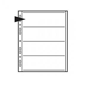 Kenro Negative File Pages 120 Acetate Pack 25 [KNF10]