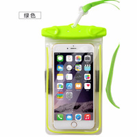 Mobile phone pouch/PVC Waterproof Phone bag