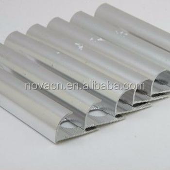 Schliessen Metall Fliese Trimmen Aluminium Fliesen Schneiden