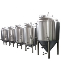 Microbrewery Apparatuur Conische Bier Vergister <span class=keywords><strong>Tank</strong></span>