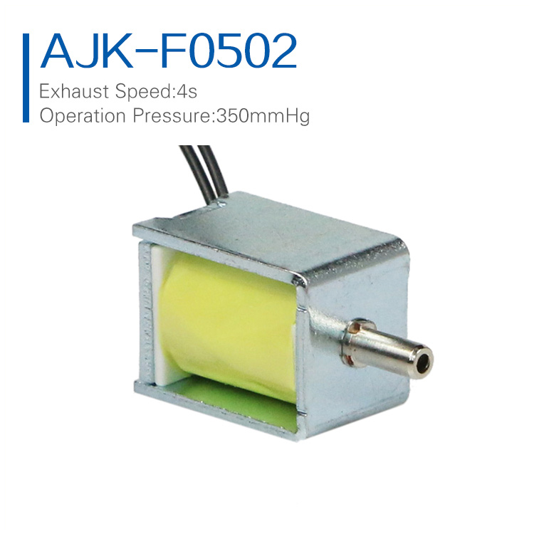 Solenoid air Valve AJK-F0504 ( 2-way, 1-Position) Normal close