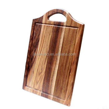 Customized kitchen wooden cutting board/wooden chopping board
