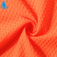 Unique design high stretch nylon spandex honeycomb 3d mesh fabric for underwear and jacket