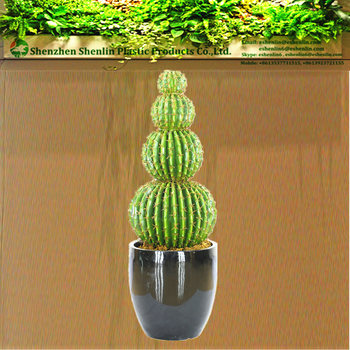 Large Cactus Indoor Plants Artificial Outdoor Indoor