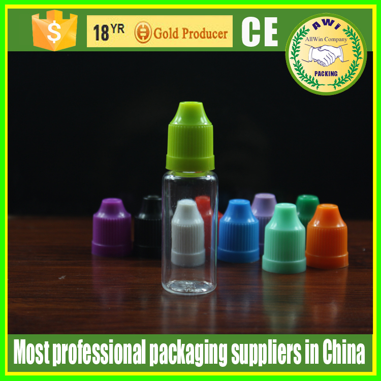Surface Handling Plastic vape juce liquid pet bottle