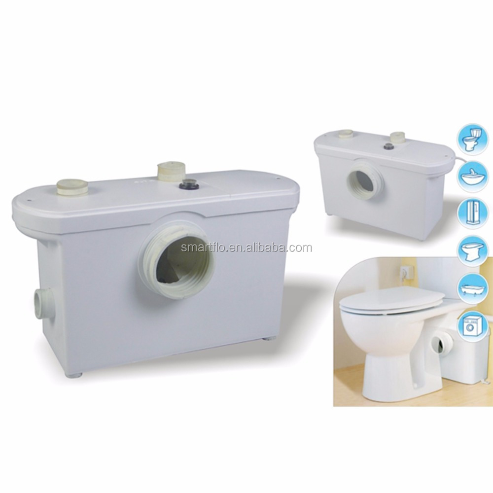 220V-240V/110V plumbing equipment for toilet bathroom macerating pump