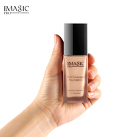 2019 100% new brand coverage the facial flaws matte liquid foundation