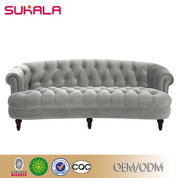 Benutzerdefinierte Europäischen Stil Sofa Singapur Wohnzimmer Samt  Chesterfield-sofa - Buy Europäischen Stil Sofa,Samt  Chesterfield-sofa,Singapur ...
