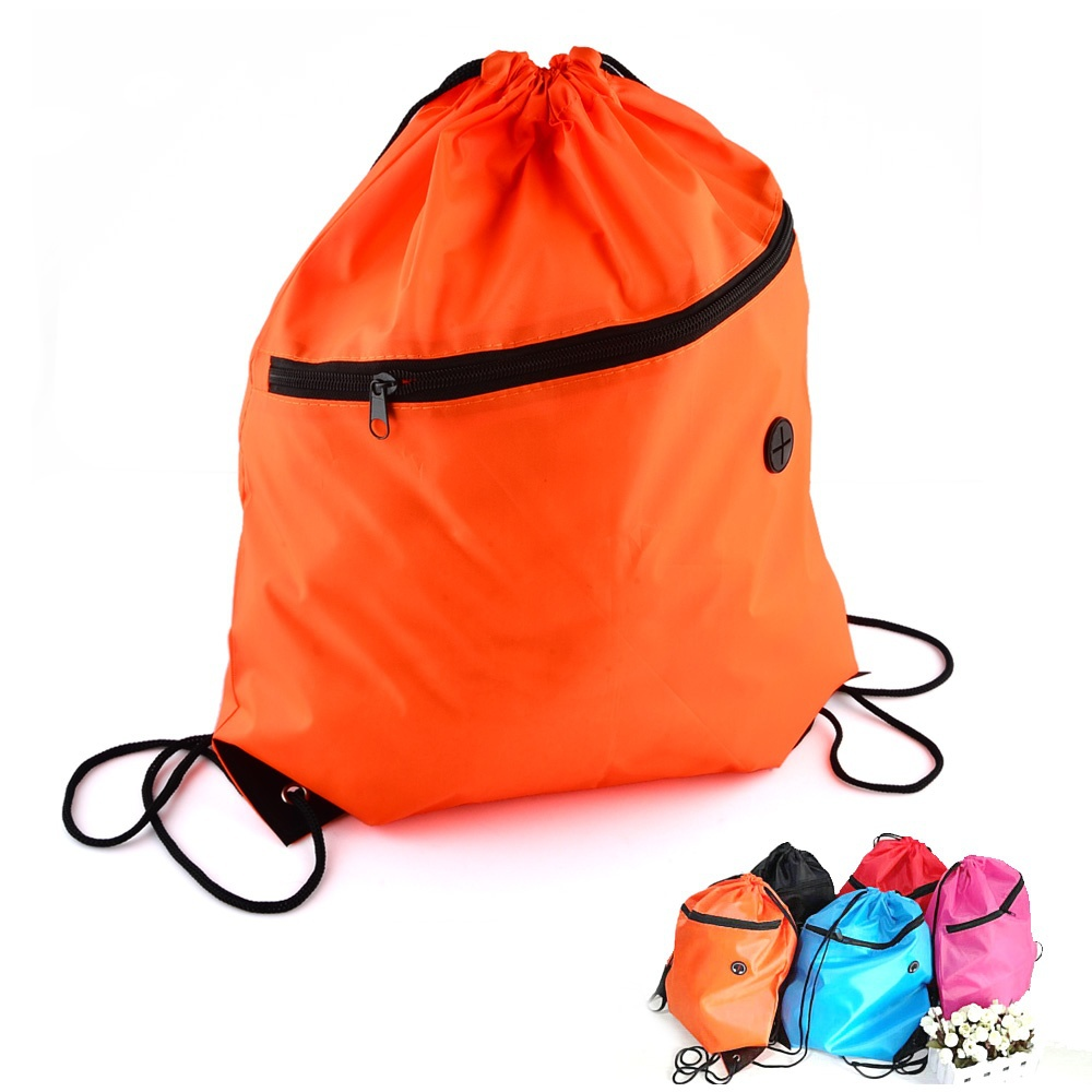 2015 Newest Waterproof Drawstring Travel Camping Sports bags School Backpack  Ruckpack Hiking Sport Bag 5 Colors 794c217c29272