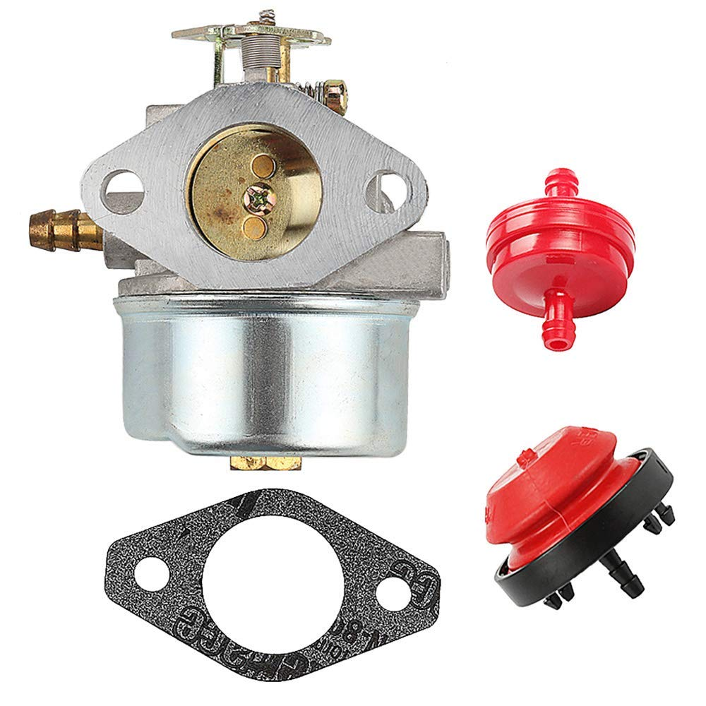 Get Quotations · Harbot 640058 640058A Carburetor for Tecumseh OHSK55  OHSK60 OHSK65 OHSK70 OH195SA Engine Snow Blower